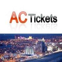 Atlantic City Tickets
