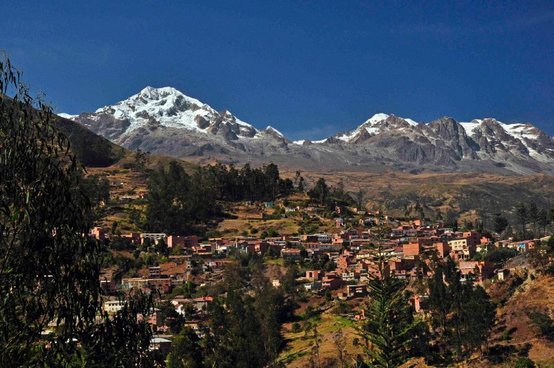 Illampu and Janq Uma Peaks (Sorata, Bolivia) - Travellerspoint Travel  Photography