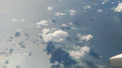 1 Reef From Plane