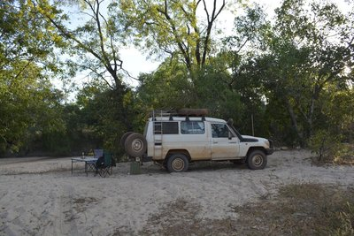 2.5.1 Moorehead River Camp