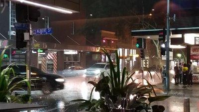 31 Rain Storm