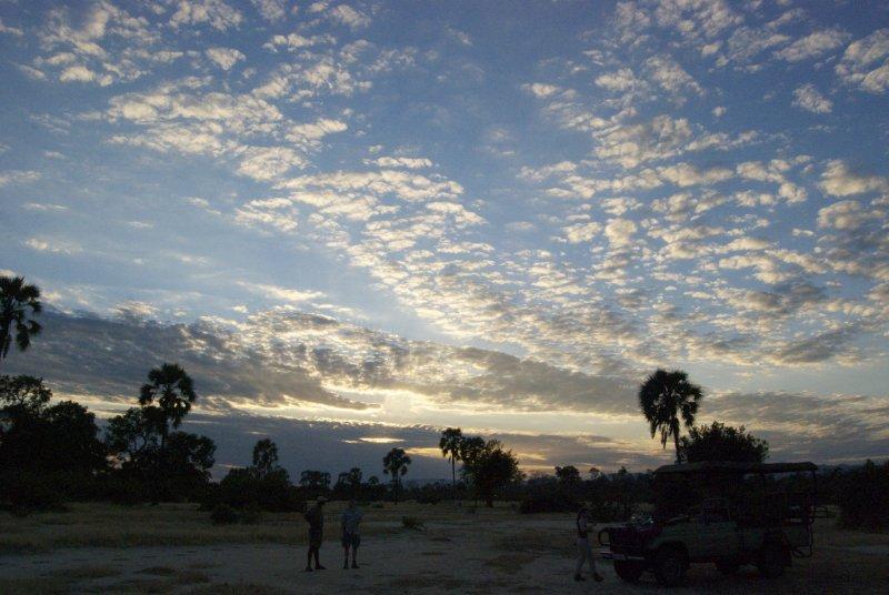 DSC_0122 Dusk in Hwange