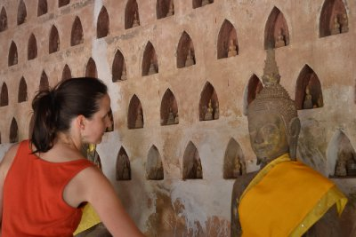 Face to Face with the Buddha