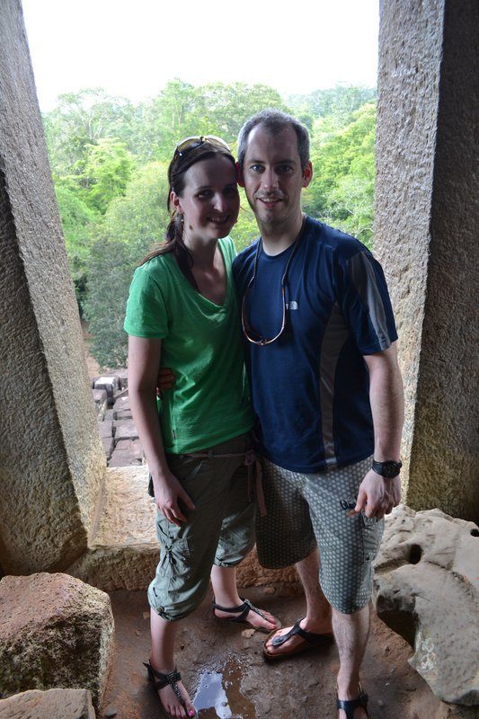 Touring the Khmer temples, Angkor Wat