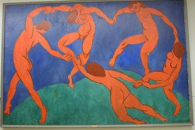 Henri Matisse -Dance (1910)
