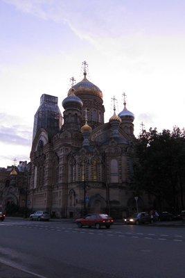 不知名教堂