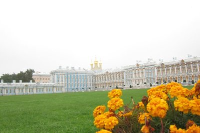 嘉芙蓮皇宮 Catherine Palace