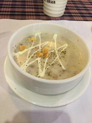 法式野菇濃湯