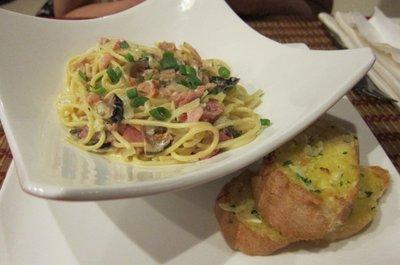 pasta@Bounty Restaurant