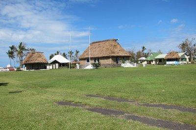 Village of Viseisei-Grassland