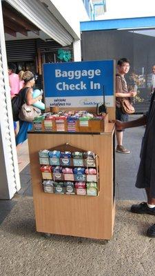 Baggage Tag