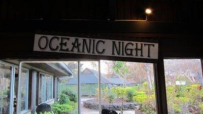 Oceanic Night Theme Buffet