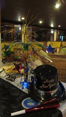 Dinner @ New Year Eve
