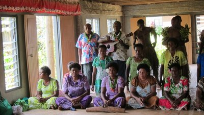 Welcome song from Fijian