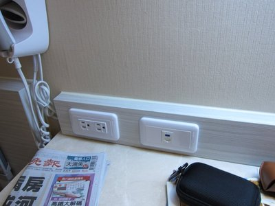 electric sockets in taiwan