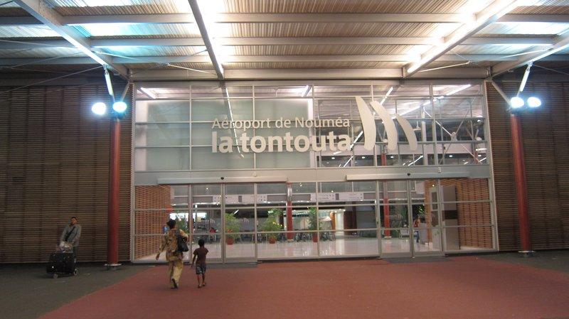 Tontouta International Airport