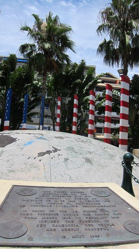 American Memorial 2