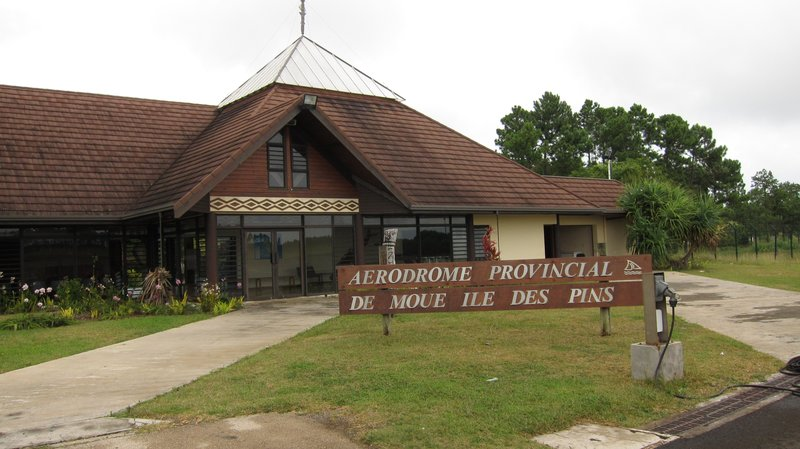 Airport in Island of Pines 2