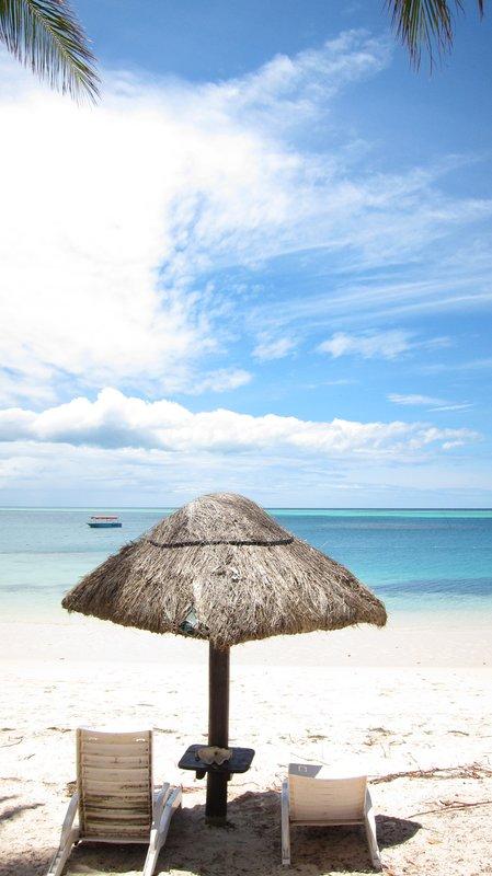 Beach in Mana