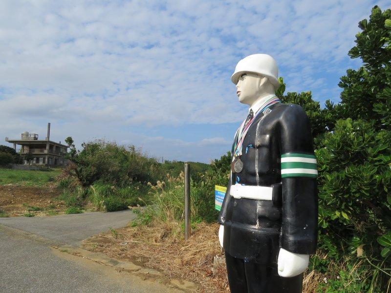 能夠將奇貌不揚的紙版警察- 宮古島まもる君,變成宮古島的代表性吉祥物,還變成營銷觀光記念品。