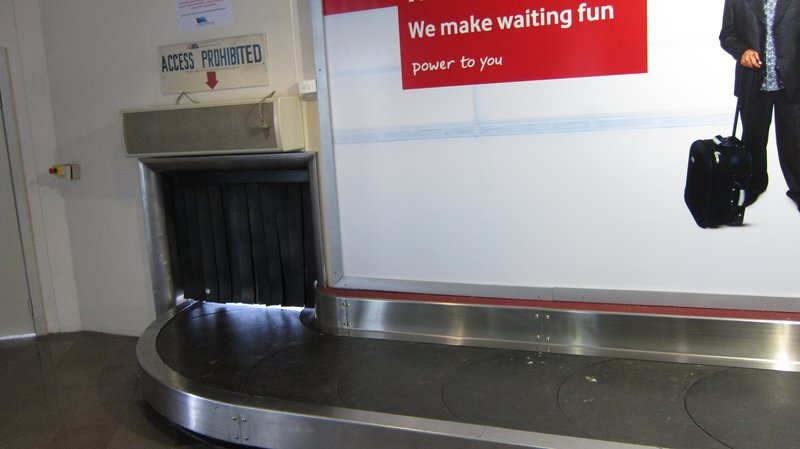 Fastest time to get my baggage