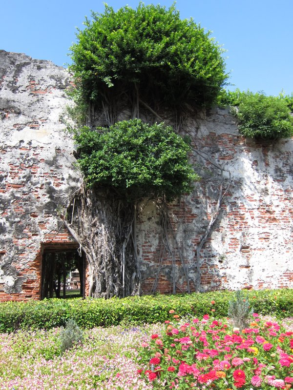 台灣城城牆