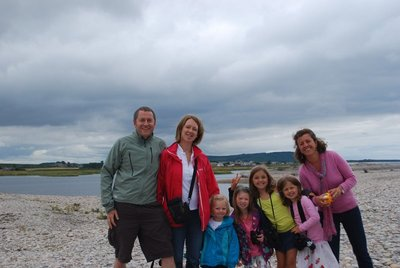 bottlenose dolphins elusive at the Moray Firth, but we found some nice Mancunians instead