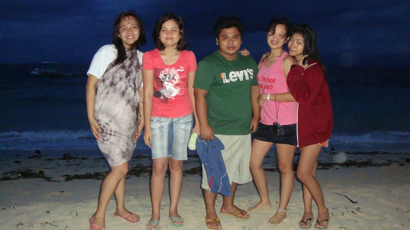 moalboal outing