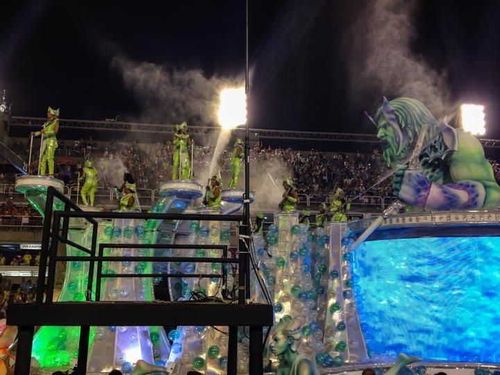 Favorite Float from Samba Parade