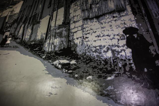 Late Night Graffiti