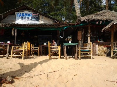 Farmai beach restaurant