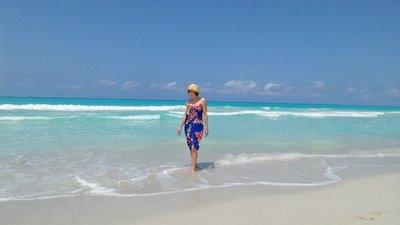 The beach Hotel Blau Varadero
