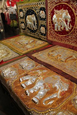 Elephant Tapestries