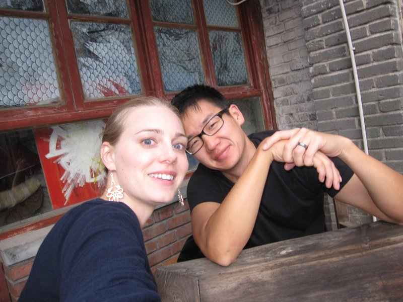 Cafe in Beijing