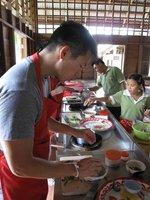 Dan cooking
