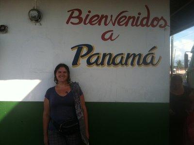Welcome to Panama!
