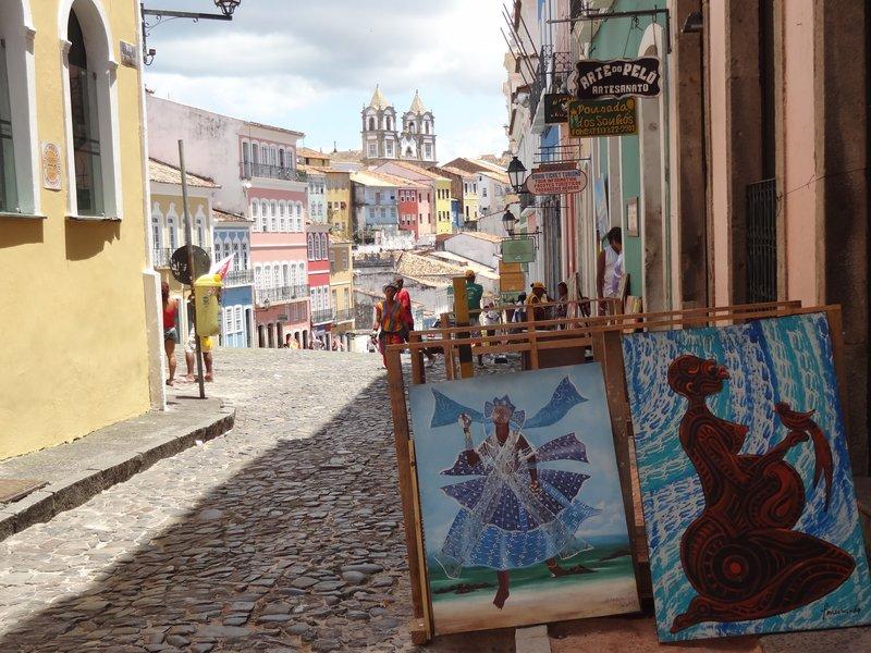 Old City Salvador II