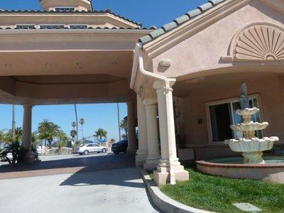 comfort suites -Oceanside, CA