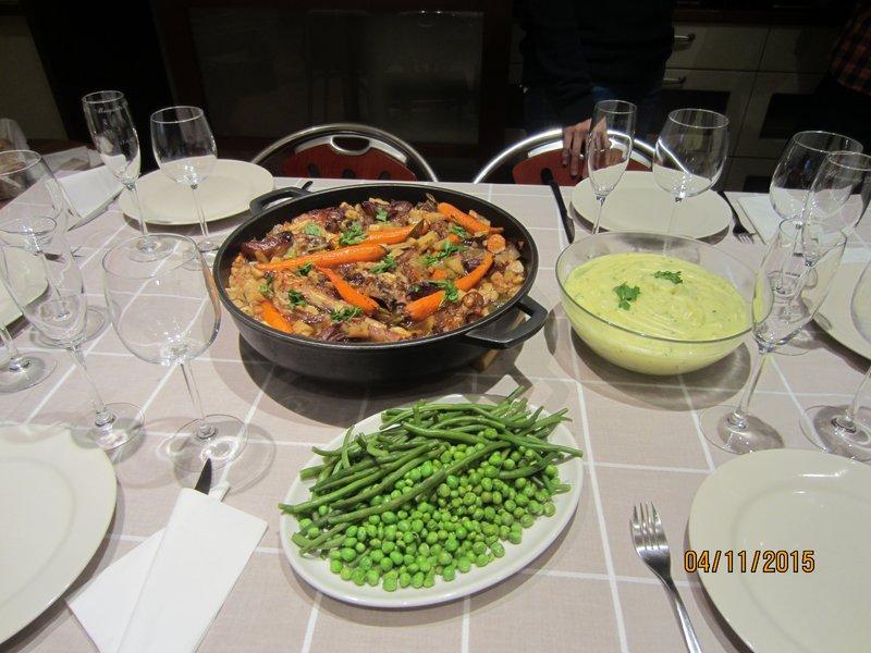 Australian Dinner