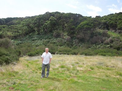 Higher elevations in Aberdare NP