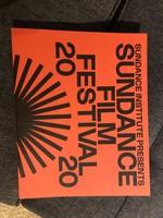 Sundance Film Festival brochure