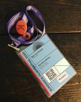 Volunteer credential