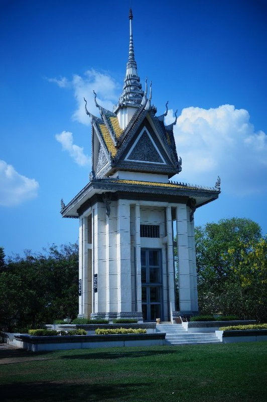 Memorial of the Killing Fields