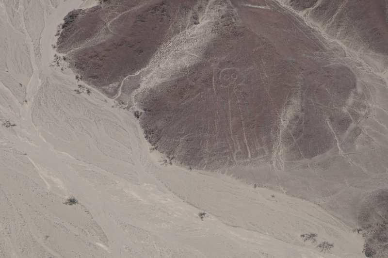Nazca lines - Astronaut