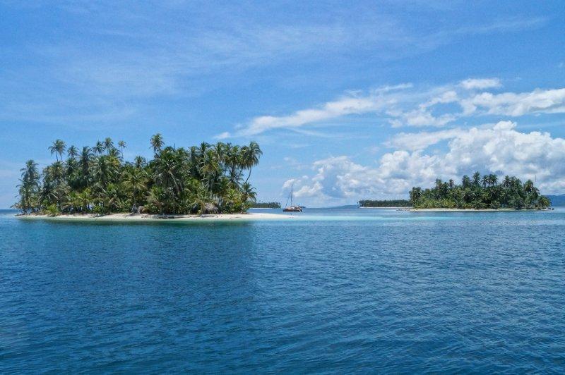 More islands