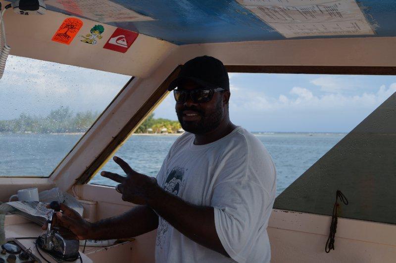 Captain Cookie, the coolest captain...