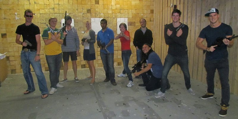 The gun group