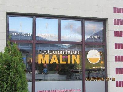 Chinese restaurant in Sogndal