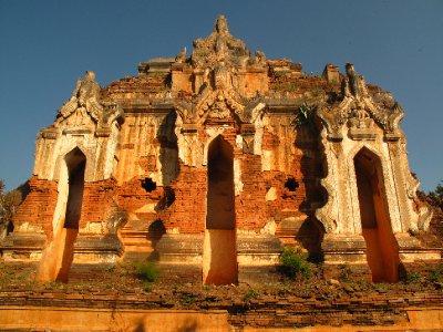 Shwe Inn Dian Pagodas