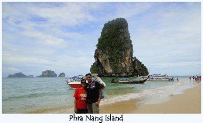 Phra Nang Island